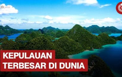 Good News From Indonesia, karna Indonesia selalu punya Kabar Baik
