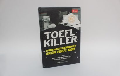 Review Buku TOEFL Killer dari Inspirabook
