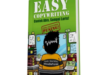 Buku Easy Copywriting: Jutaan Tips dan Trik Copywriting ada disini!