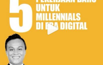 5Pekerjaan Baru untuk Millennials di Era Digital
