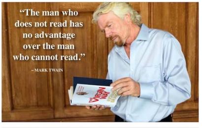 Buku-buku Entrepreneur Terbaik untuk Dibaca