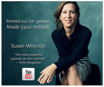 Kisah Pendiri Youtube: Menyewakan garasinya, Lalu Menghasilkan $ 300 juta