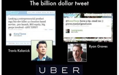 Sebuah  Tweet Bernilai Miliaran Dolar