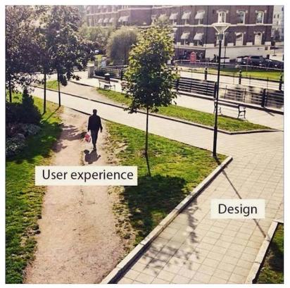 Manakah yang lebih diutamakan, User Experience atau Design?